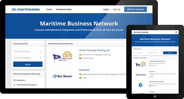 Maritime Business Network | Web Tasarım
