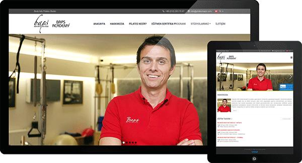 Body Arts Pilates Studio | Web Tasarım