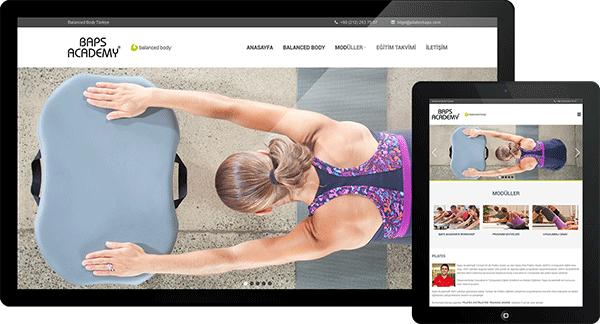 Baps Academy | Web Tasarım